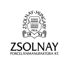 Zsolnay porcelán (P40)