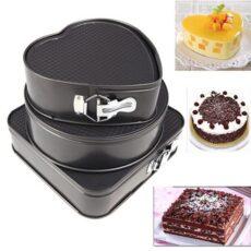 Torta-és sütőformák (C50)